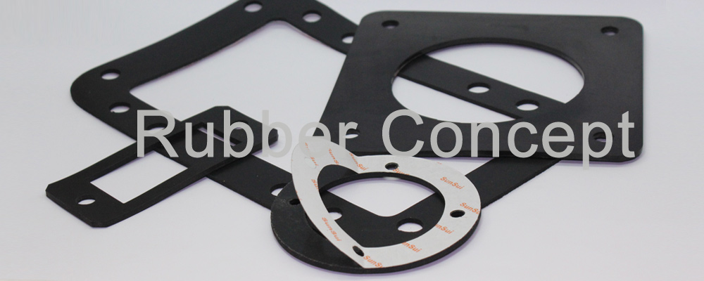 Industrial Rubber Gasket Manufacturers & supplier in Rakhial