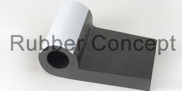 Rubber Concept Dam Gate Ptfe Cladded Rubber Seal
