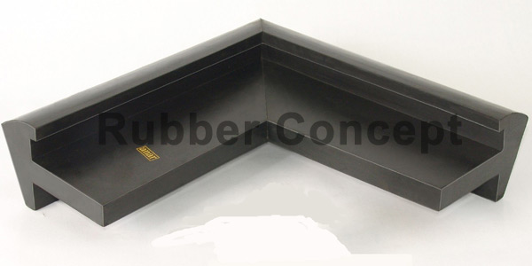 Rubber Concept Dam Gate Rubber Seal Corners Manufacturer Php